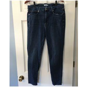 Good American Good Legs Skinny Jeans High Rise 20